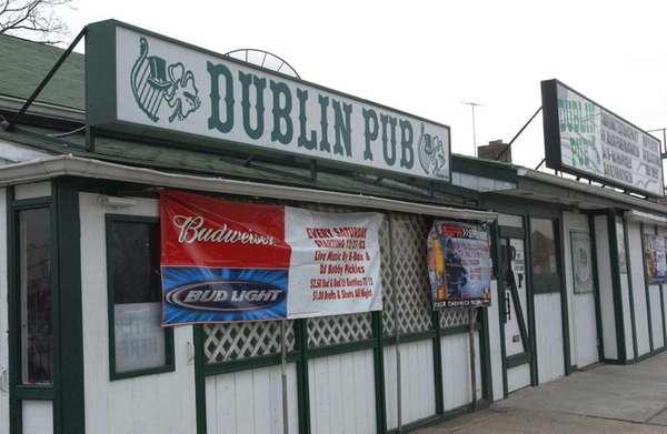 The Dublin Pub, at 2002 Jericho Turnpike in