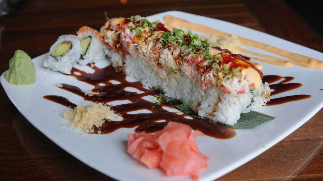 Newsday Best Sushi Long Island