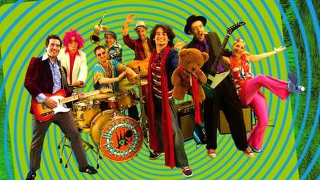 Dirty Sock Funtime Band will be at Heckscher