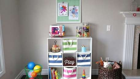 Tips for creating a fun playroom for kids.