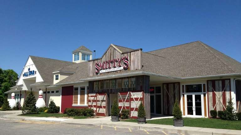 Smitty's is the new restaurant at The All