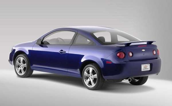 The 2005 Chevrolet Cobalt was at the center