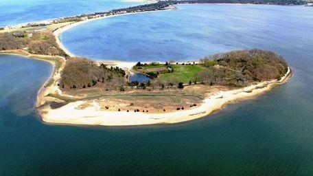 Asharoken's Duck Island.