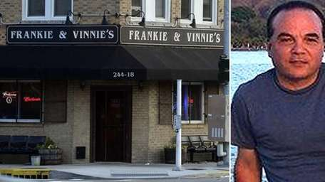The FBI says Vincent Calamia, 48, who owns