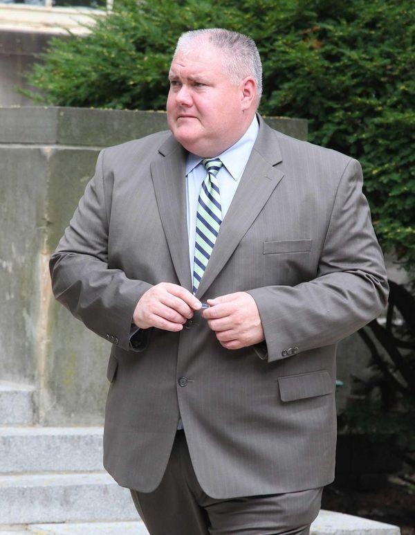 Drew Morgan, a former board trustee and treasurer