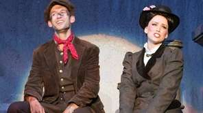 Tony Mansker stars as Bert, the chimney sweep
