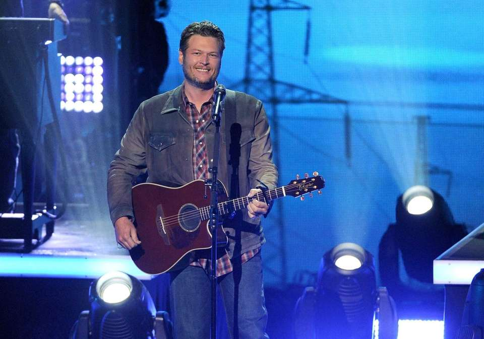 Blake Shelton has been a mainstay on
