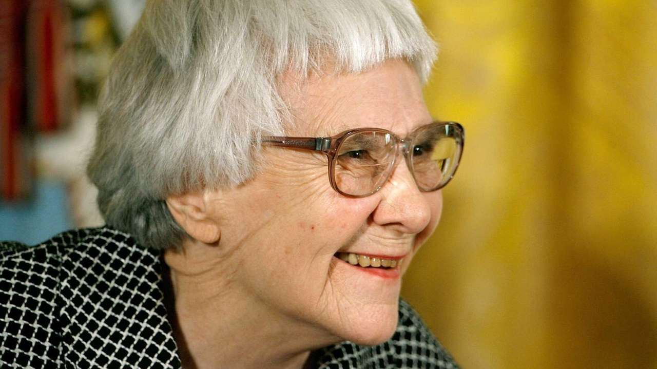 Harper Lee, the Pulitzer Prize-winning author of