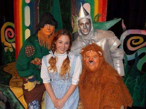 """""""The Wizard of Oz"""" will be presented at"""