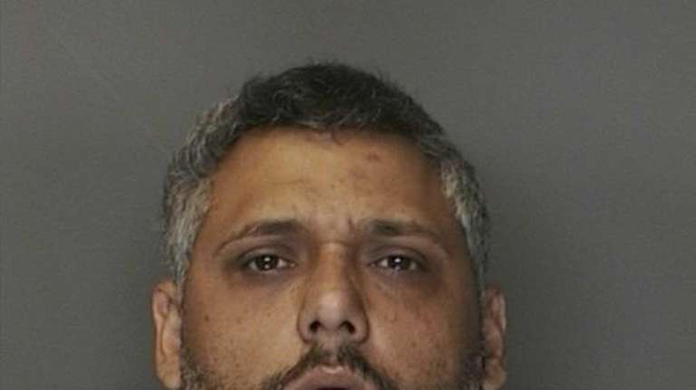 Anthony Delmaro, 42, formerly of Lindenhurst, seen here