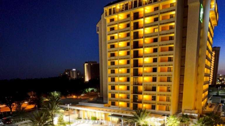 Seven Downtown Disney resort hotels in Florida are