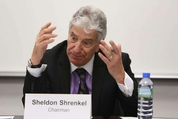 Nassau County Bus Transit Committee Chairman Sheldon Shrenkel