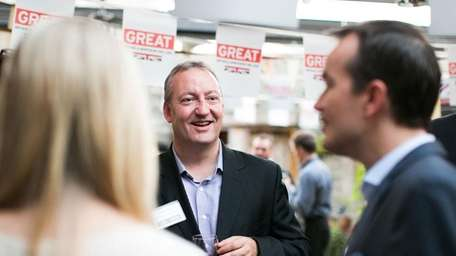 Martin Cook, director for UK Trade and Investment