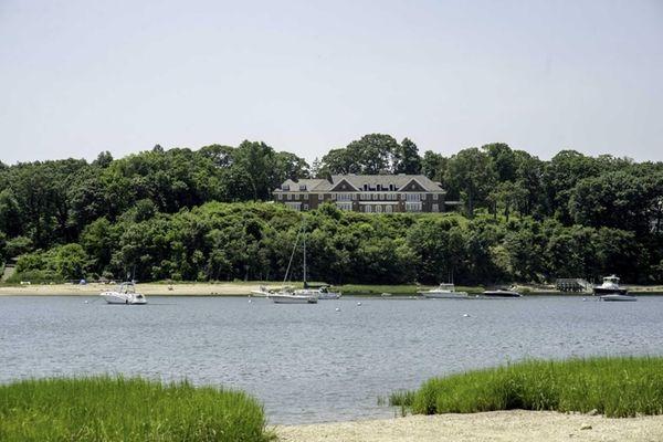 Lloyd Harbor sits nestled near Caumsett State Park