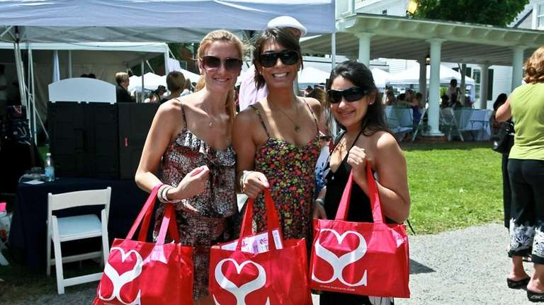 The shopping event Shecky's Girls Day Out at