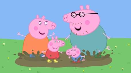 Peppa Pig will be making an appearance at