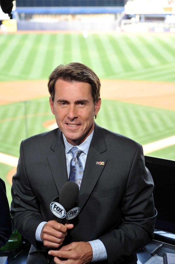 Fox baseball analyst Tom Verducci.