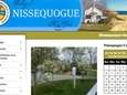 The Nissequogue Village homepage. The Nissequogue Village government
