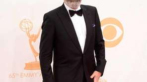 Mandy Patinkin arrives at the 65th Primetime Emmy