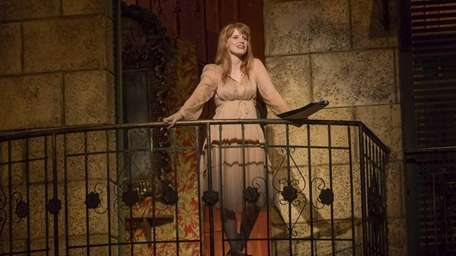Jessica Chastain in a scene from