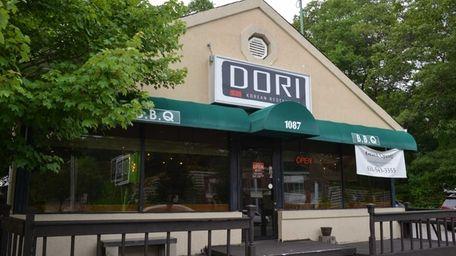 Dori, a Korean restaurant in Commack, as it
