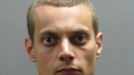 Michael P. Daddario, 26, of New Hyde Park,