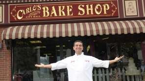 "Buddy Valastro is TLC's ""Cake Boss."" The show"