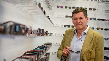 Claudio Gottardi, president and CEO of Marchon Eyewear
