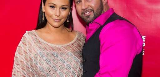 """Jersey Shore"" star Jenni ""JWoww"" Farley and fiance"