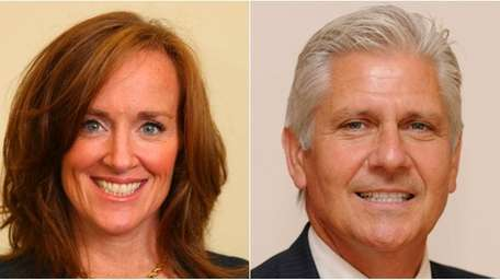 Congressional candidates for New York's 4th District Kathleen