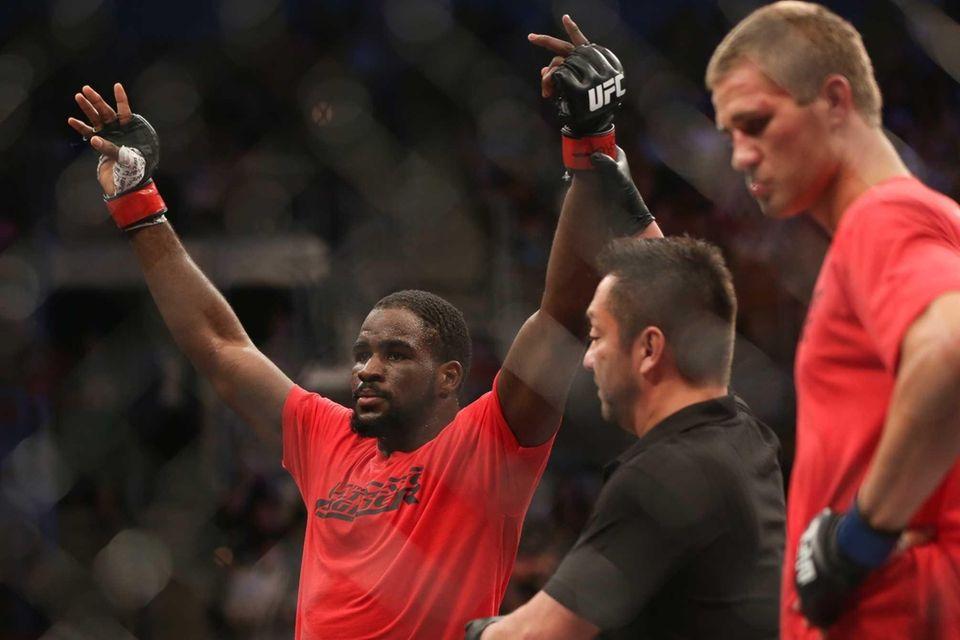 Season 19, light heavyweight: Anderson knocked out Matt