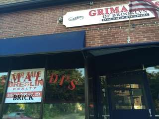 Grimaldi's in Sea Cliff has closed, July 2014.