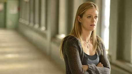 Christine Rosa (played by Marin Ireland) in WeTV's