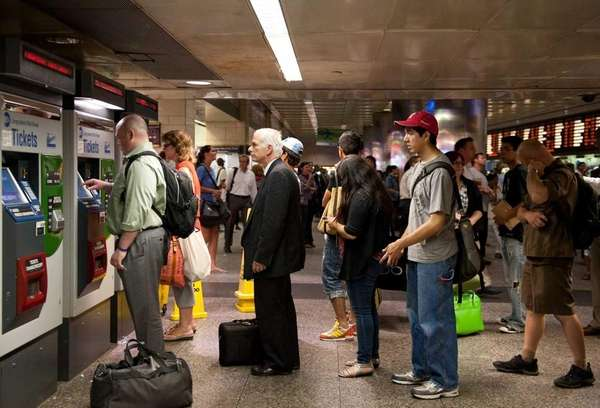 An LIRR strike had the potential to cost