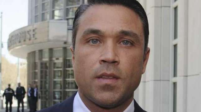 Rep. Michael Grimm (R-Staten Island) leaves federal court