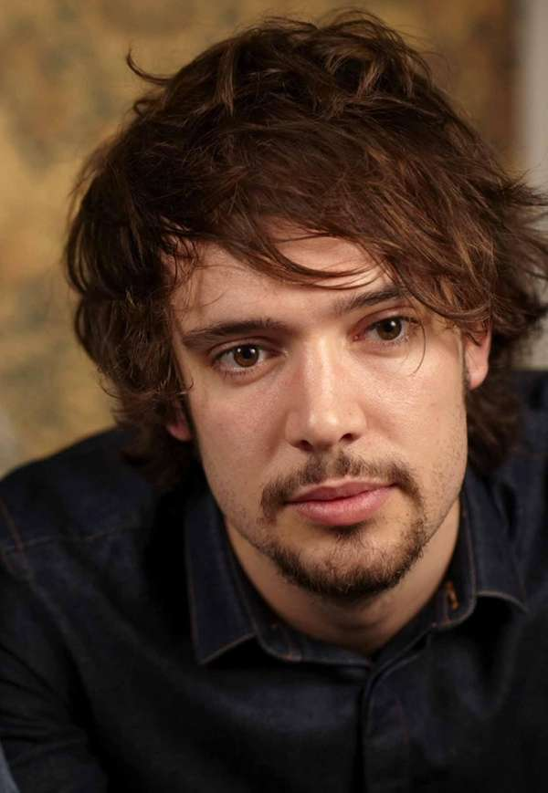 Musician Ben Lovett of Mumford & Sons. He?ll