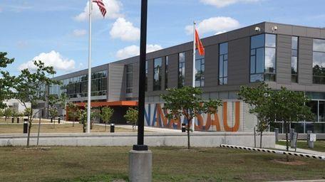 The Nassau Public Safety Center on Thursday, June