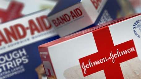 ]Johnson and Johnson products, including Band Aid brand