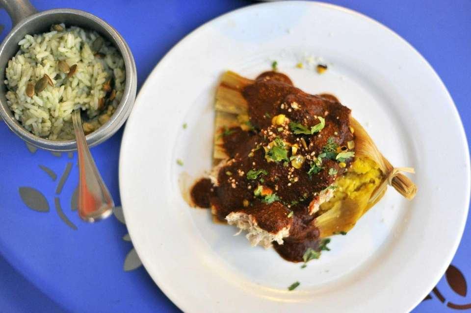 Caracara Mexican Grill, Farmingdale: This atmospheric Mexican restaurant