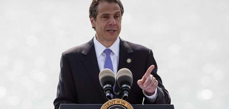 Gov. Andrew M. Cuomo, seen here in Tarrytown