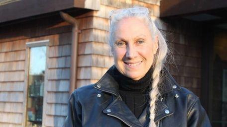 Faith Lieberman of Huntington and Wellington, Florida, has