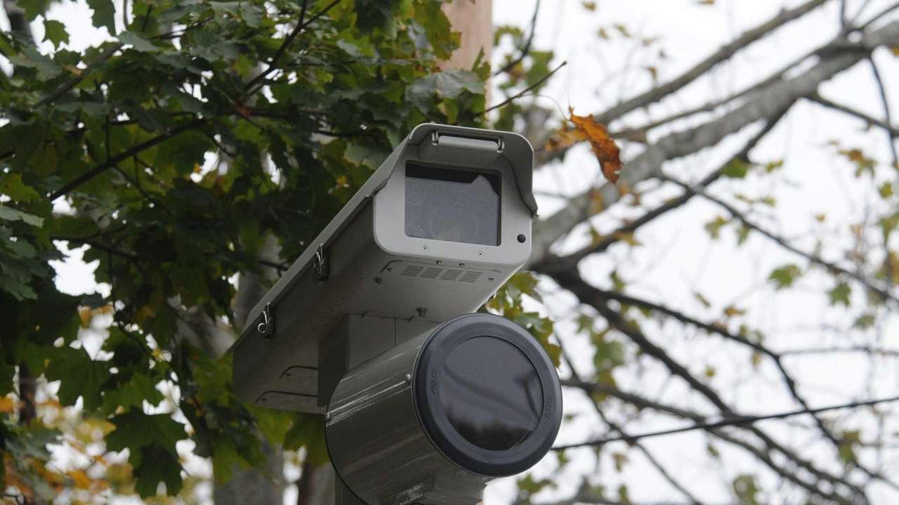 Cameras are catching more speeding drivers, according to