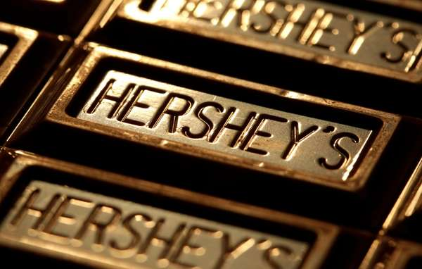 Hershey Co, the No. 1 candy producer in