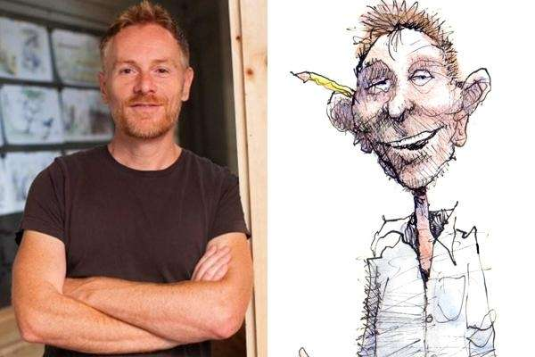Matt Davies, a Pulitzer Prize-winning editorial cartoonist, author and illustrator, whose self portrait is pictured to the right, is joining Newsday's staff, the newspaper announced today.