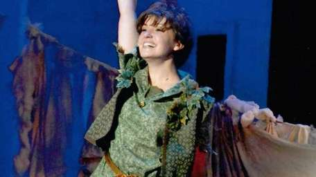 Emily Dowdell stars in the title role of