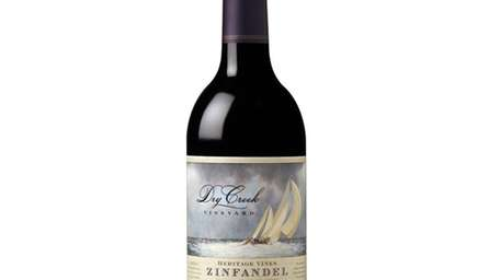The 2012 Heritage Vines Zinfandel is ripe and