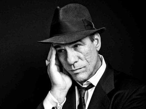 Actor and singer Robert Davi will be performing