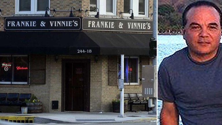 The FBI says Vincent J. Calamia, 48, who