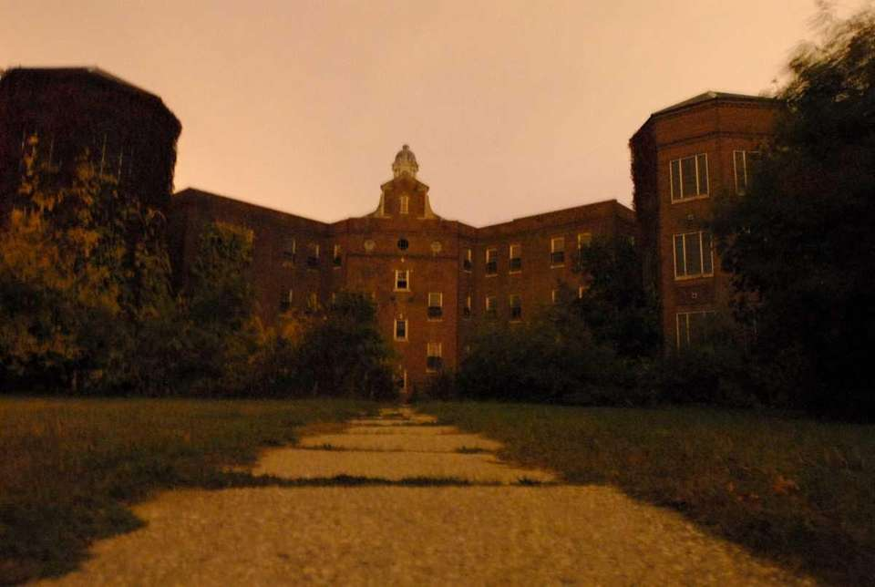 Kings Park Psychiatric Center, pictured in 2007, was