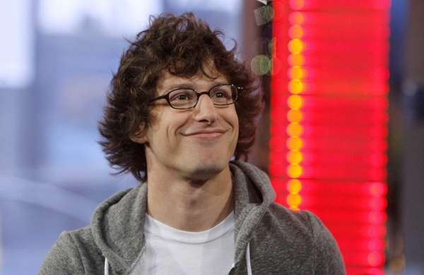 Andy Samberg, star of Fox's